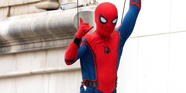 Set Spider-Man: Homecoming