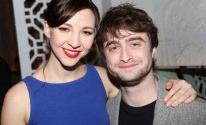 Daniel Radcliffe ed Erin Darke