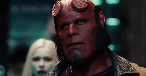 Hellboy, hellboy 3, Guillermo del toro, Ron Perlman