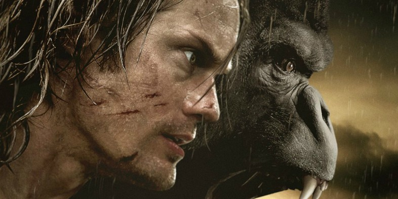 Tarzan, the legend of Tarzan, trailer italiano the legend of tarzan, David Yates, Alexander Skarsgård, Margot Robbie, Tarzan, Jane, Samuel L. Jackson, Djimon Hounsou, John Hurt, Christoph Waltz.