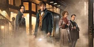 Animali fantastici e dove trovarli, Harry Potter, David Yates, J. K. Rowling, Hogwarts, Silente, Newt Scamander, Colin Farrell, Eddie Redmayne