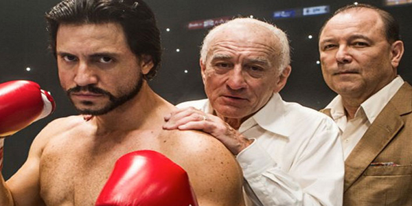 Hands of Stone, Roberto Duran, Robert De Niro, Edgar Ramirez, Jonathan Jakubowicz