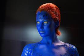 Jennifer Lawrence, Mystica, X-Men, X-Men Apocalisse, X-Men: Giorni di un futuro passato, Marvel