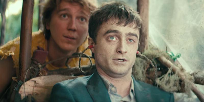 Swiss Army Man, Daniel Radcliffe, Paul Dano, Sundance Festival, nuovo film Daniel Radcliffe