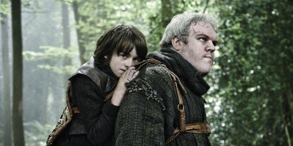 Bran e Hodor