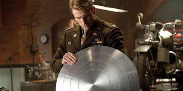Captain America Vibranio