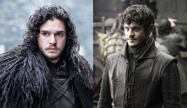 Jon Snow e Ramsay Bolton