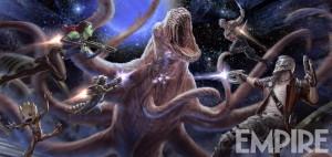 Guardiani della Galassia 2 Concept Art