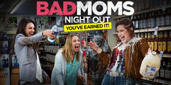 Bad Moms: il trailer italiano della commedia con Mila