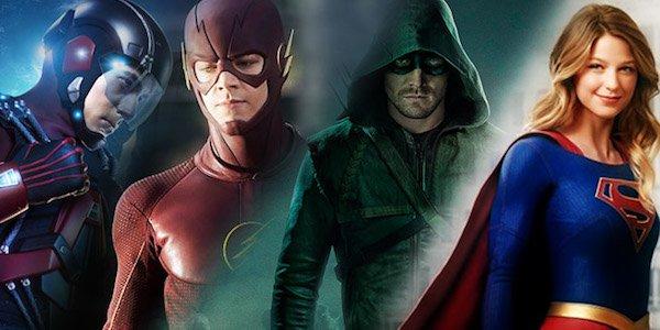 Crossover Arrow, The Flash, Legends of Tomorrow e Supergirl