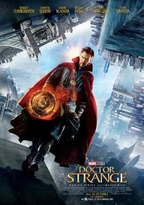 Doctor Strange Poster Italiano