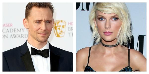 Tom Hiddleston e Taylor Swift