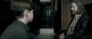 Silente e Tom Riddle