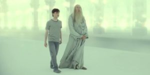Silente ed Harry