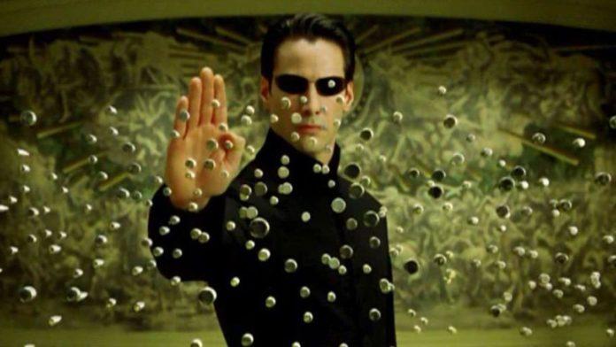 Matrix, Keanu Reeves, Sorelle Wachowski