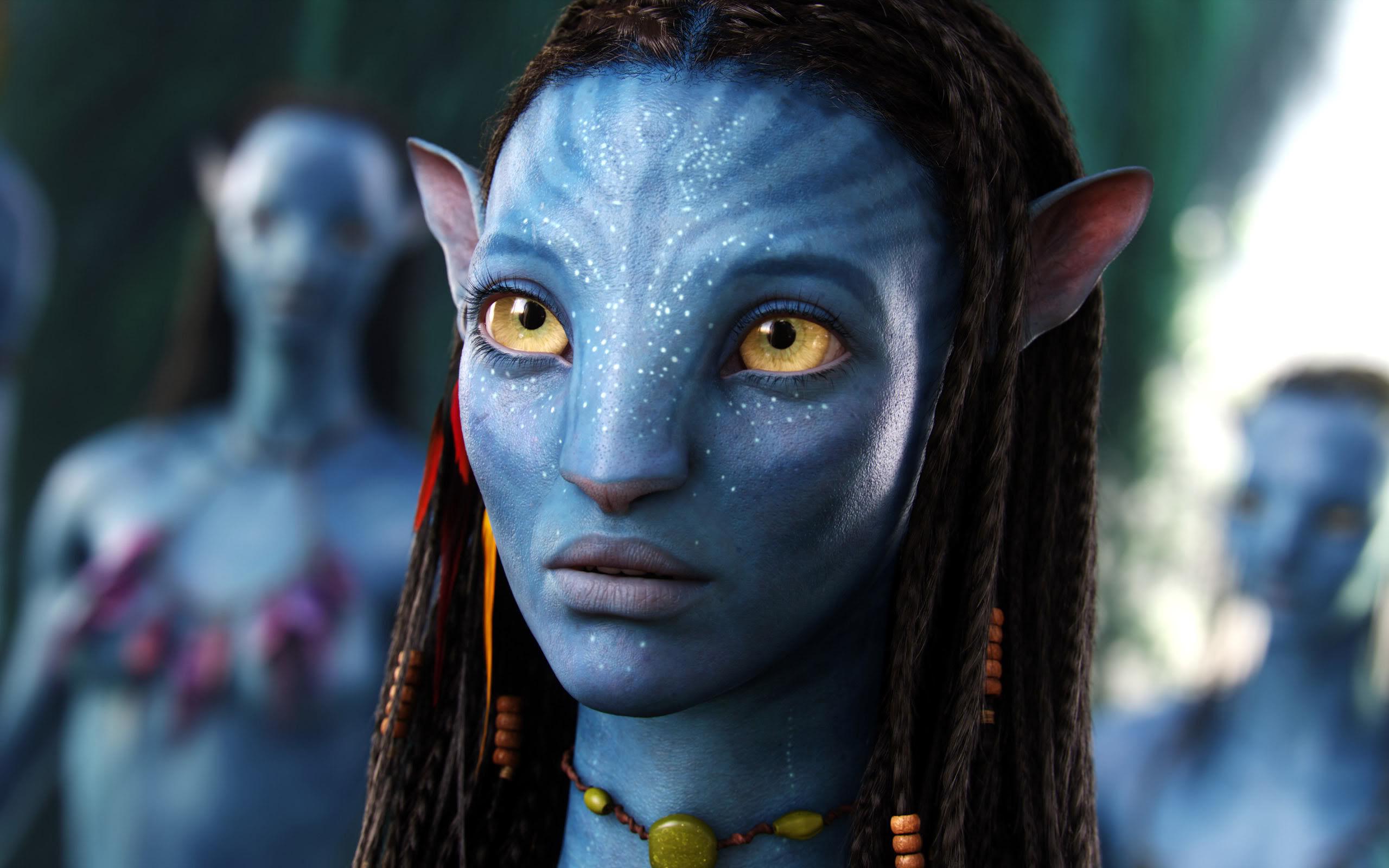 Avatar zoe saldana ci parla dei sequel del film cinemart magazine