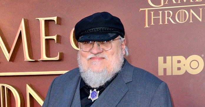 George Martin, Game of Thrones