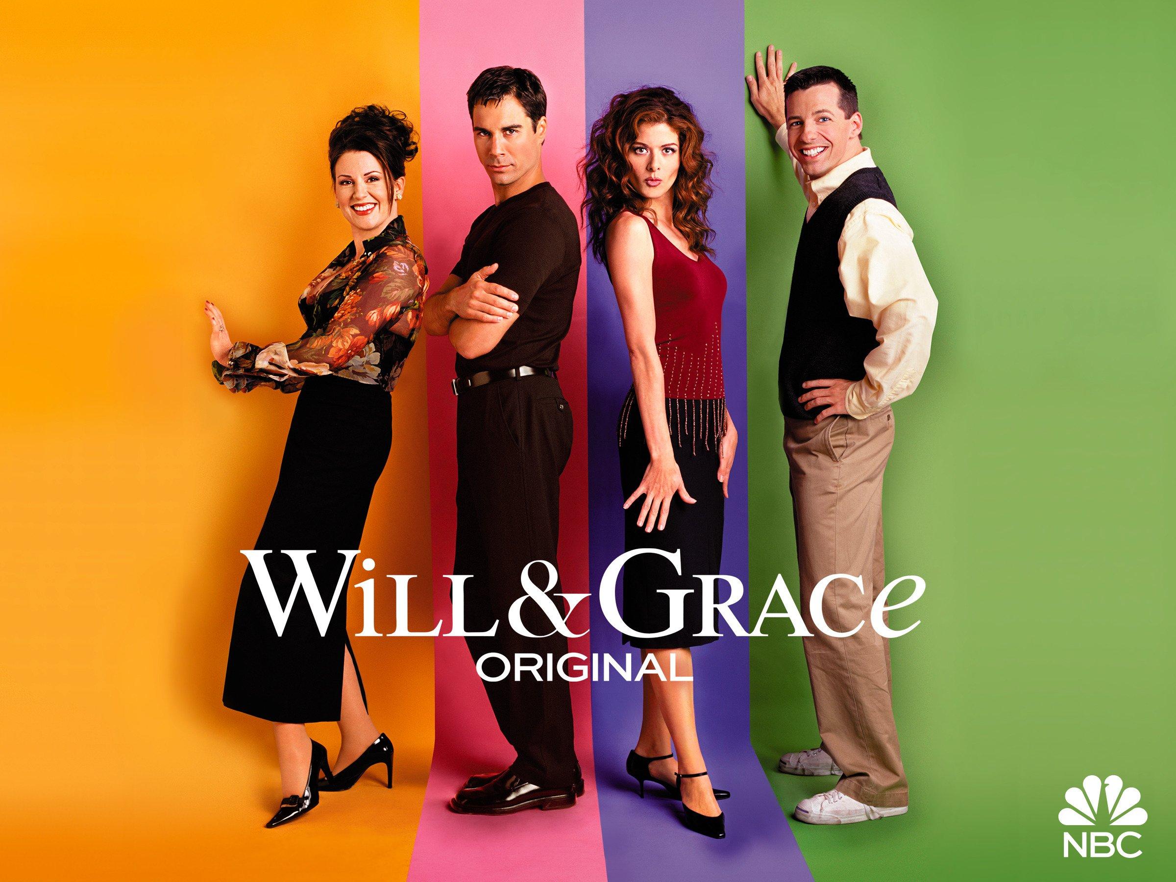 Risultati immagini per Will and Grace