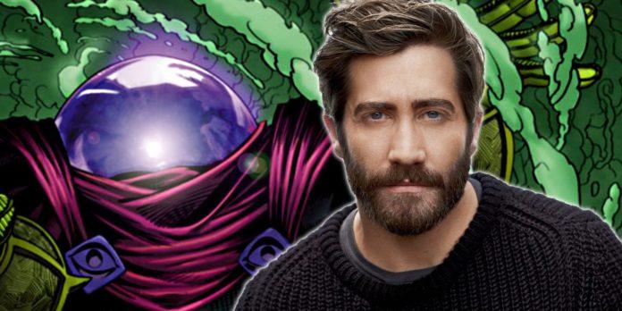 Jake Gyllenhaal, Mysterio