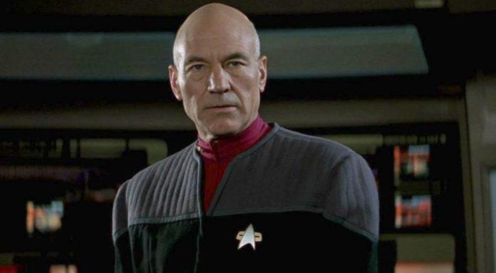 Patrick Stewart, Star Trek, Picard