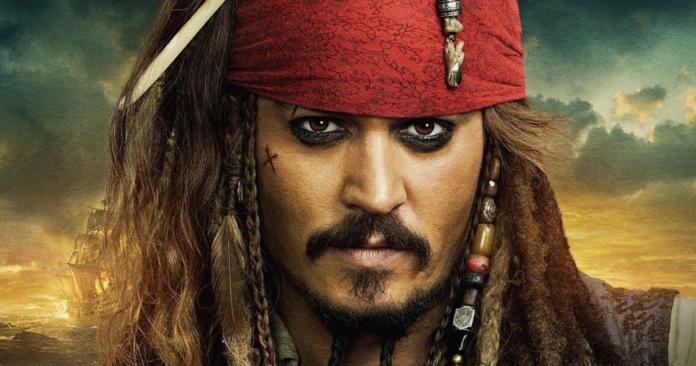 Johnny Depp, Jack Sparrow
