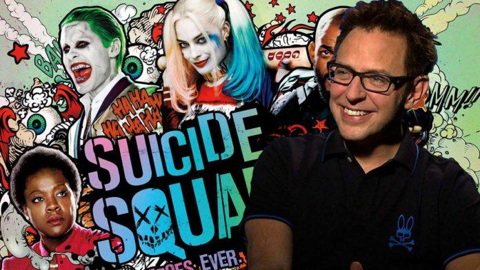 Suicide Squad, James Gunn