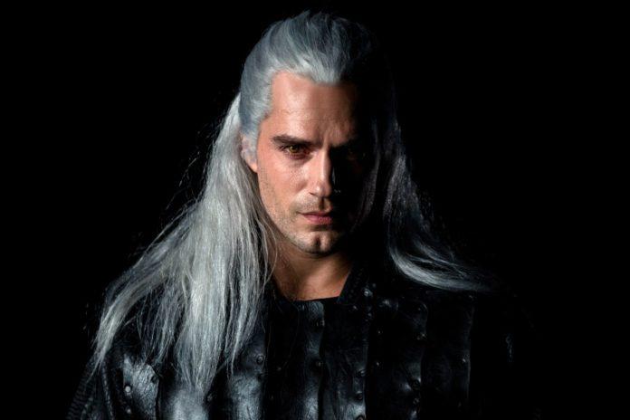 The Witcher, Henry Cavill, Geralt di Rivia