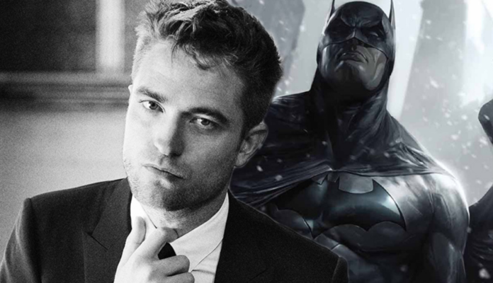 Batman, Robert Pattinson