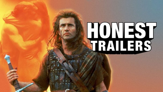 Braveheart, Honest Trailer