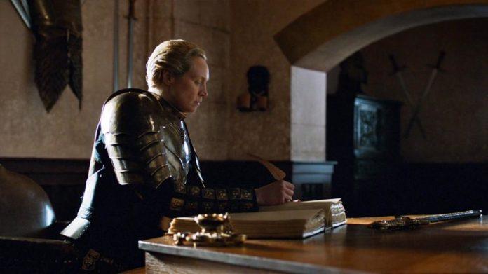 Brienne, Gwendoline Christie