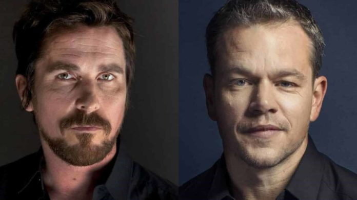 Ford v. Ferrari, Christian Bale, Matt Damon