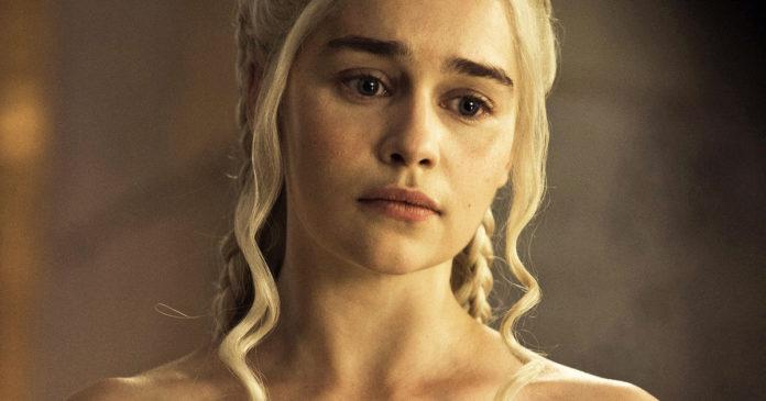 Daenerys, Emilia Clarke