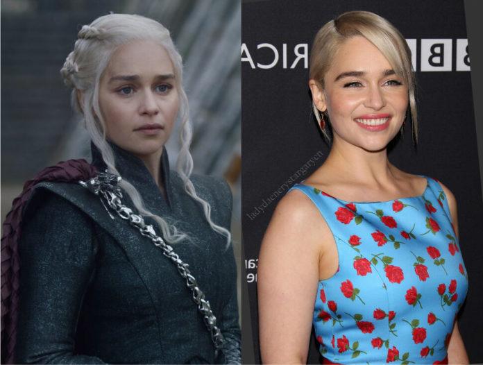 Emilia Clarke, Daenerys