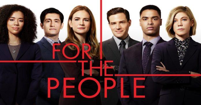 For The People, ABC, Paul William Davies, Shonda Rhimes
