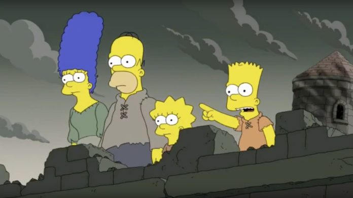 I Simpson, Game of Thrones