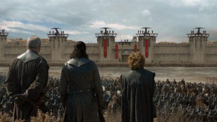 Il Trono di Spade 8x05, Game of Thrones 8x05