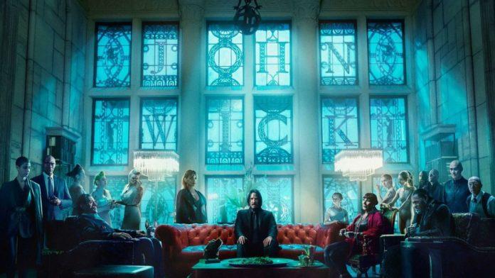 John Wick, John Wick 3 - Parabellum, Keanu Reeves