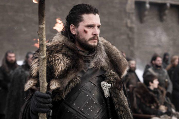 Jon Snow, Game of Thrones