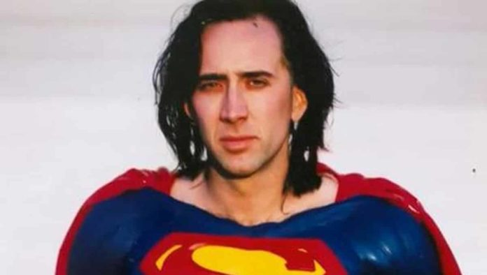 Nicolas Cage, Superman
