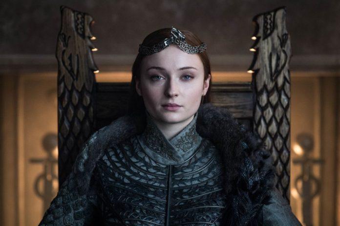 Sansa Stark, Sophie Turner, Game of Thrones