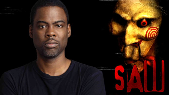 Saw, Chris Rock