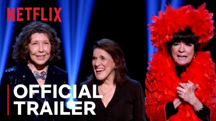 Still Laugh-In: The Stars Celebrate, Netflix, Rowan & Martin's Laugh-In