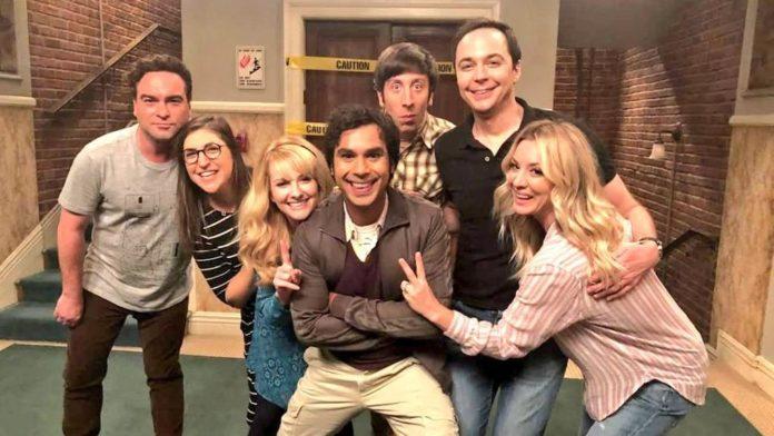 The Big Bang Theory, Jim Parsons, Johnny Galecki, Kaley Cuoco,Simon Helberg, Kunal Nayyar, Melissa Rauch, Mayim Bialik