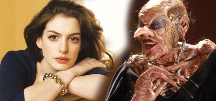 The Witches, Robert Zemeckis, Anne Hathaway