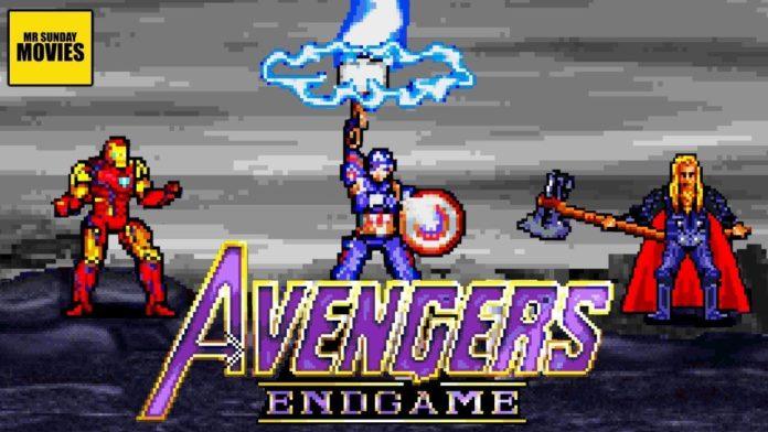 Avengers - Endgame 16-bit
