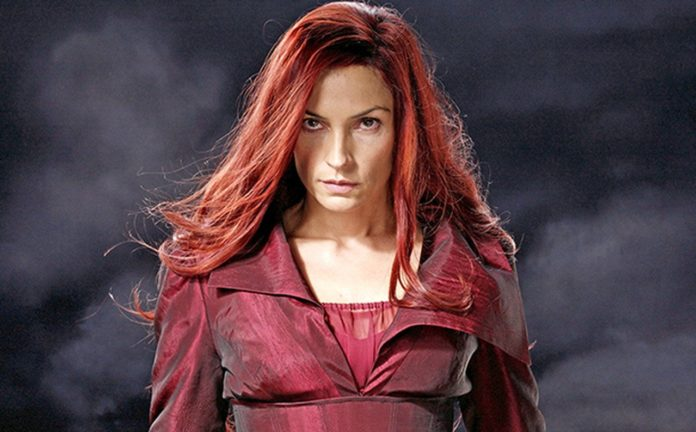 Famke Janssen, Jean Grey, X-Men