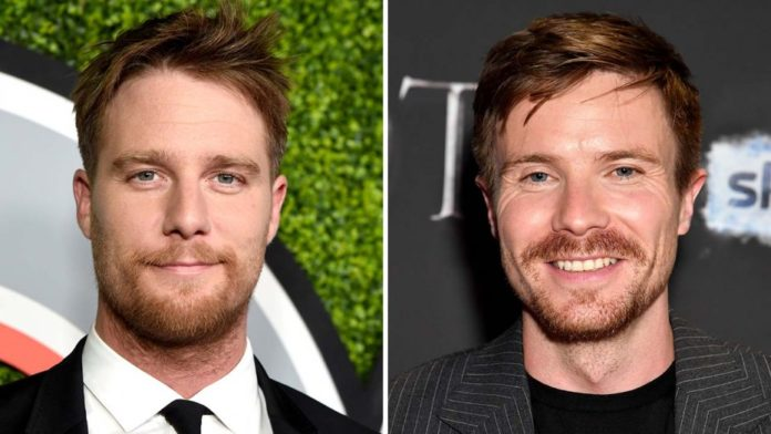 Jake McDorman, Joe Dempsie