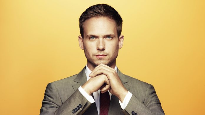 Patrick J. Adams, Mike Ross, Suits