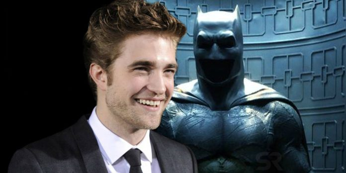 Robert Pattinson, Batman