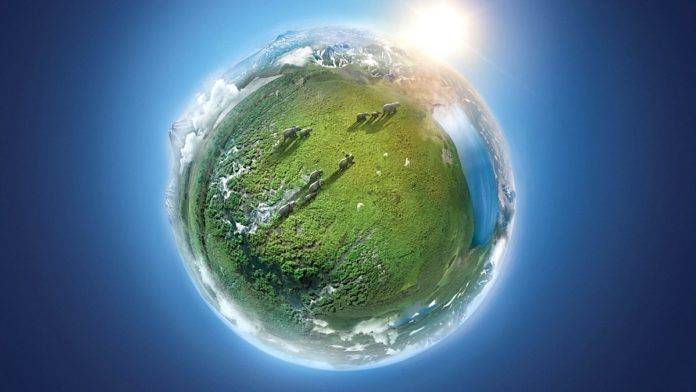 Seven Worlds, One Planet, BBC